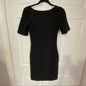 LOVE MOSCHINO LITTLE BLACK DRESS